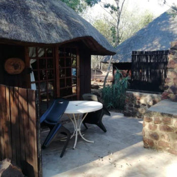 Thaba'Nkwe Bushveld Inn Buffalo Cabin