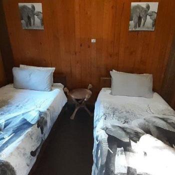 Thaba'Nkwe Bushveld Inn Elephant Cabin