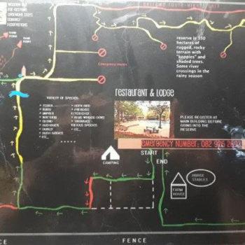 Thaba'Nkwe Bushveld Inn Hiking