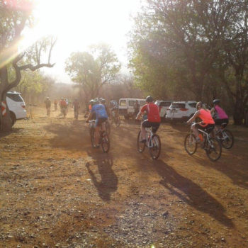 Thaba'Nkwe Bushveld Inn Mountain Biking